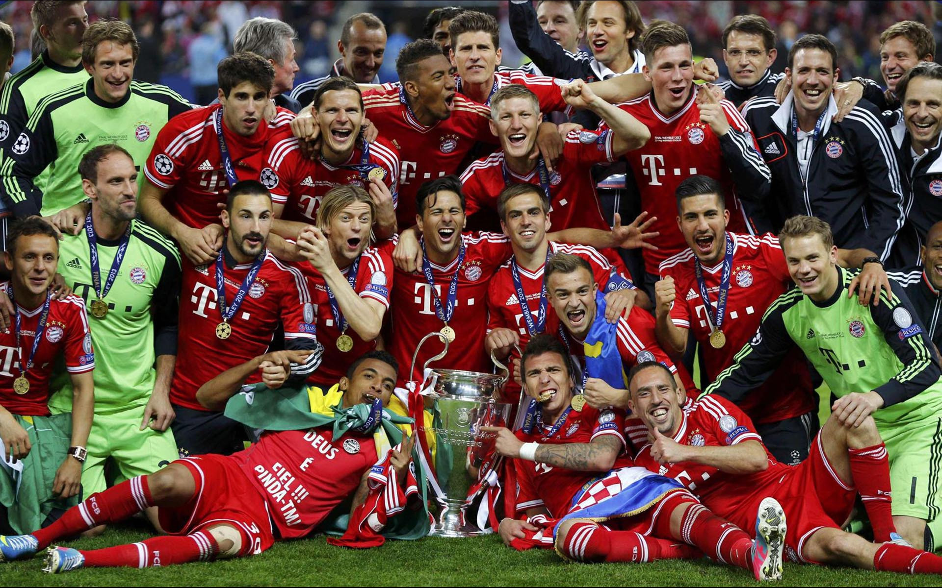 No Bundesliga title yet for Bayern Munich