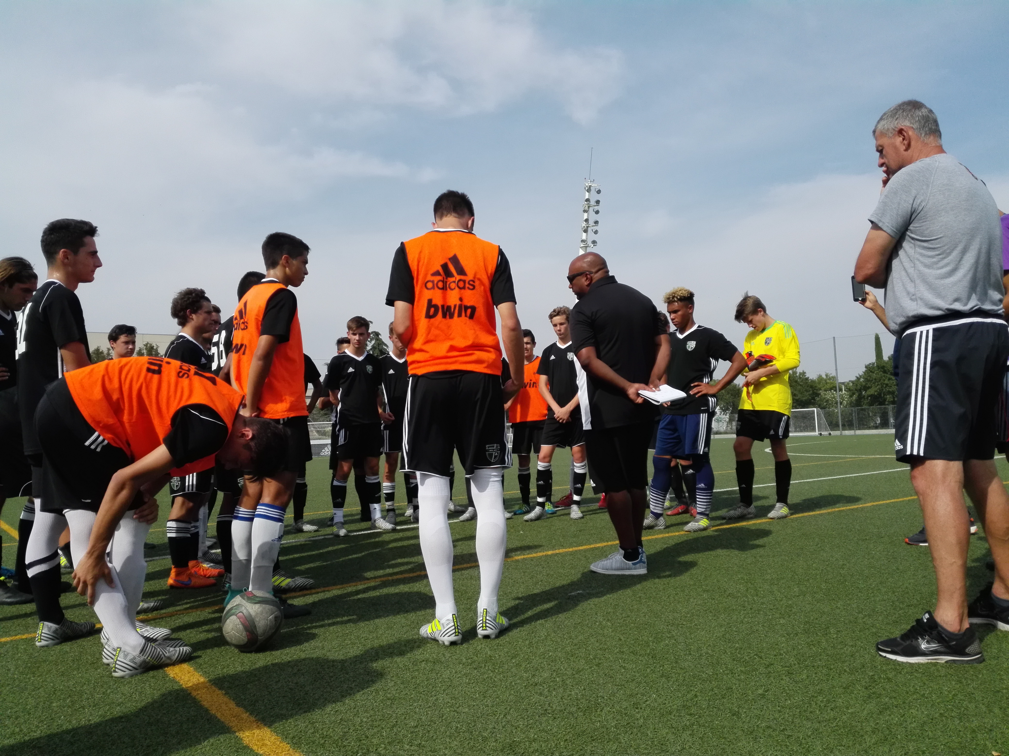 e6ccdce94aa real madrid foundation select program. exclusive benefit for top adidas  U.S. youth ...